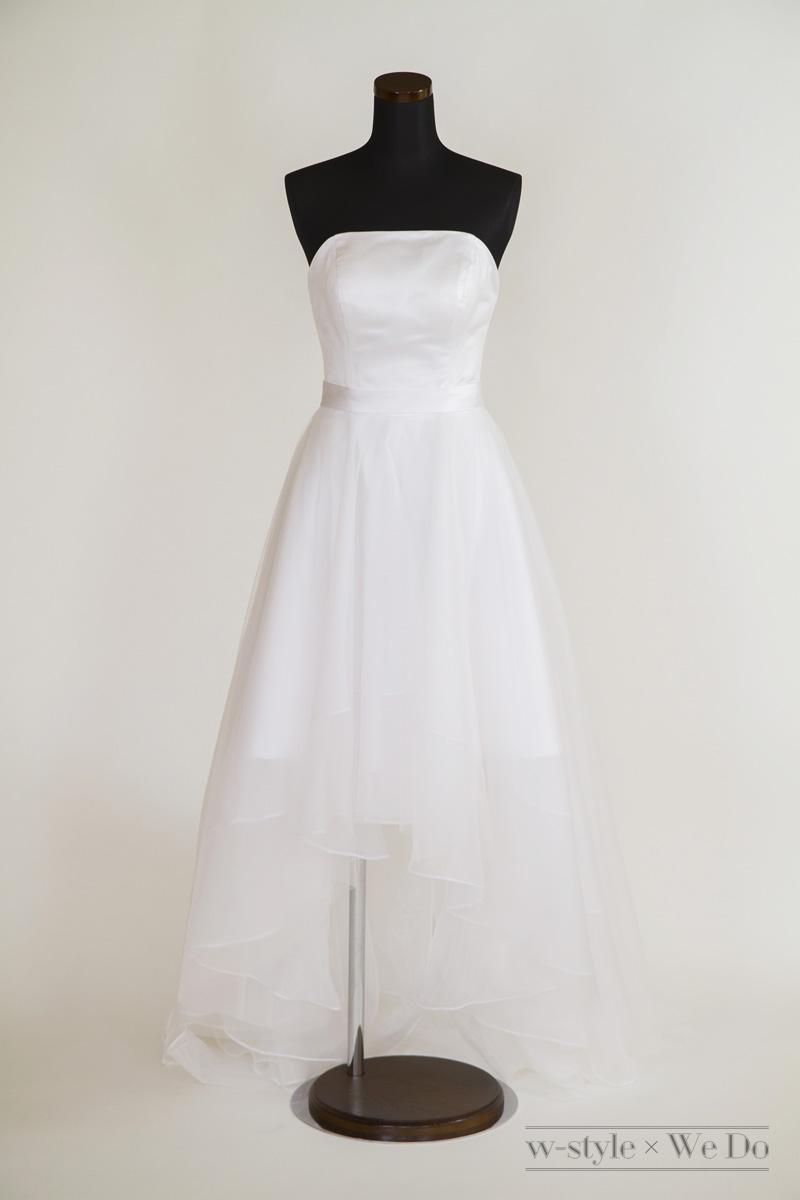 大人気のフィッシュテールウェディングドレス