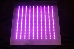 メイン演出用LEDプレート赤外線リモコン付【レンタル】