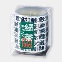 緑茶キャンドル お食事系キャンドル