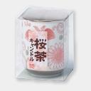 桜茶キャンドル お食事系キャンドル